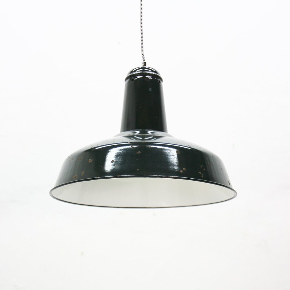 sale for lamp from poulsen pendant industrial louis enameled vintage