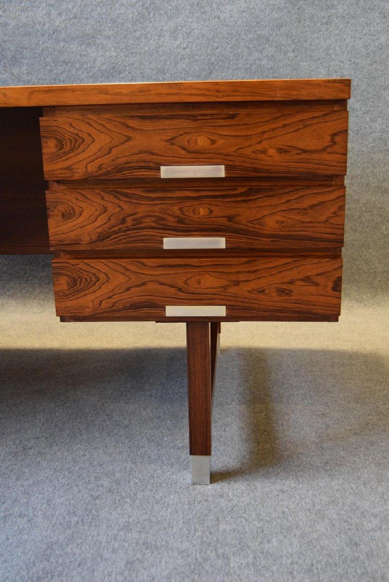 palisander schreibtisch von kai kristiansen f r schou andersen bei pamono kaufen. Black Bedroom Furniture Sets. Home Design Ideas