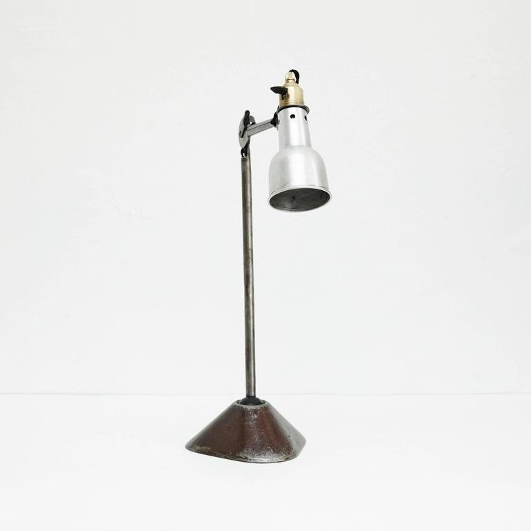 Table Lamp by Bernard-Albin Gras, 1930s for sale at Pamono