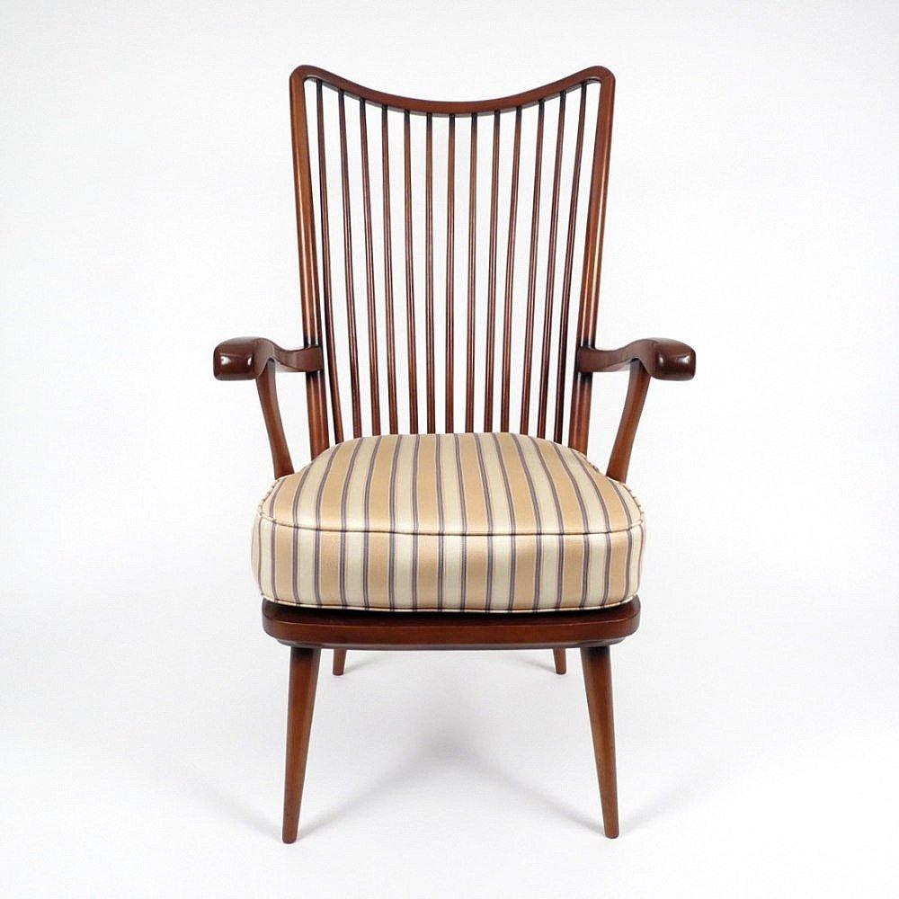 skandinavischer vintage palisander sessel bei pamono kaufen. Black Bedroom Furniture Sets. Home Design Ideas
