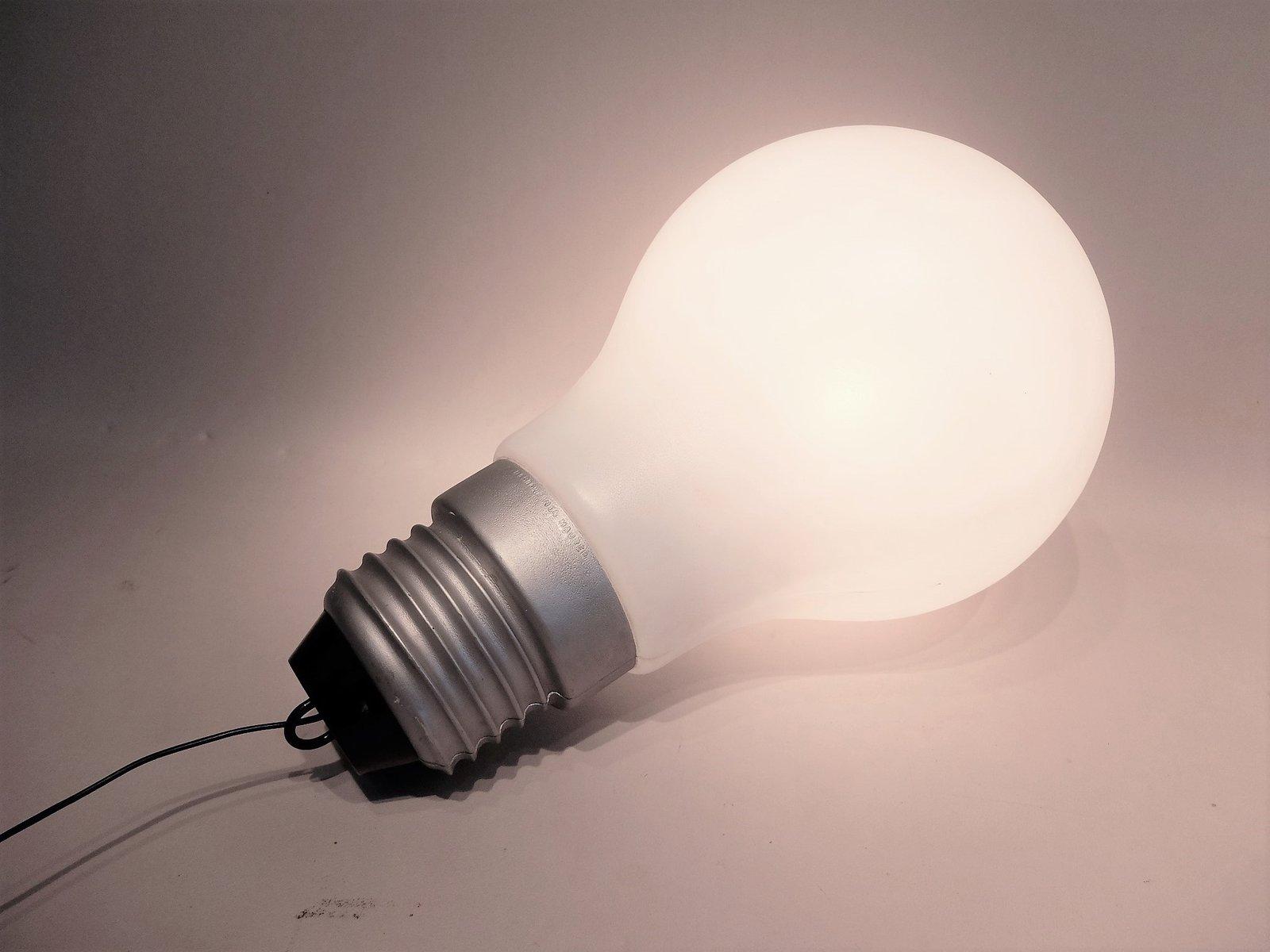 bulb bulb lampe von ingo maurer 1970er bei pamono kaufen. Black Bedroom Furniture Sets. Home Design Ideas