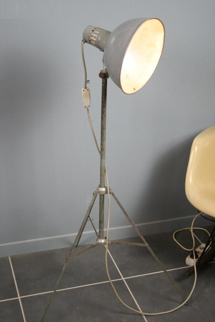 Grey Industrial Floor Lamp 10. Price: $377.00 Regular Price: $500.00