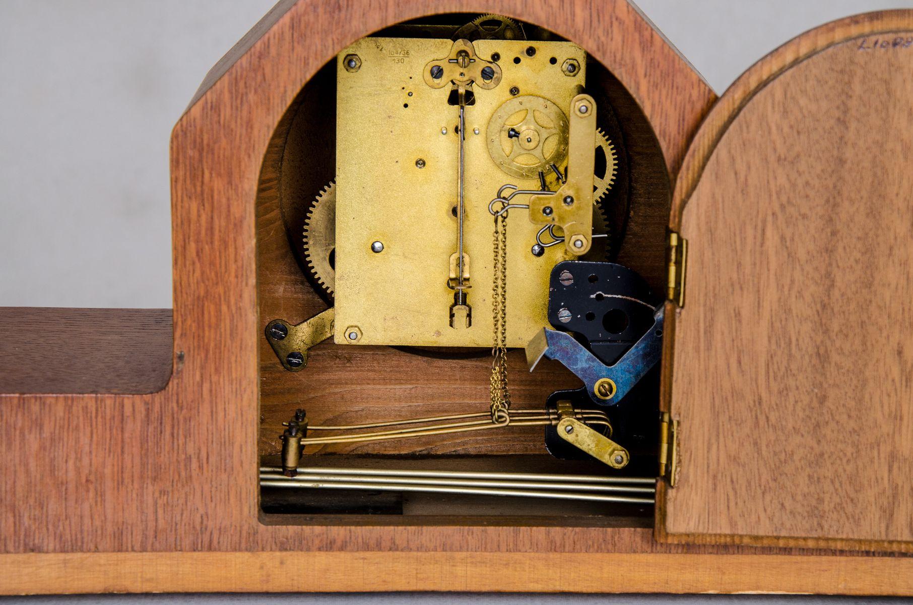 Amazing Art Deco Wall Clock Contemporary - The Wall Art Decorations ...