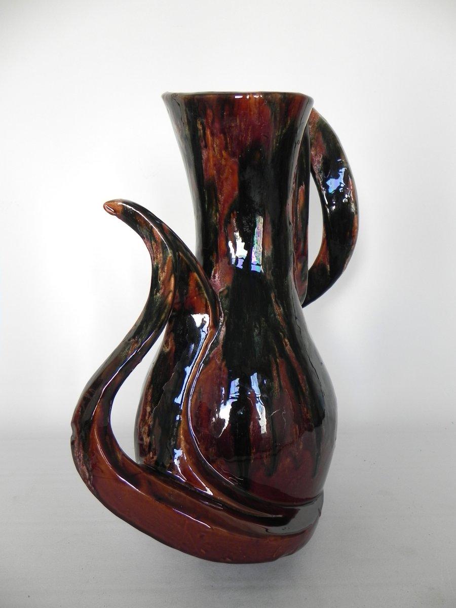 Vintage french large ceramic vase 1950s for sale at pamono vintage french large ceramic vase 1950s reviewsmspy