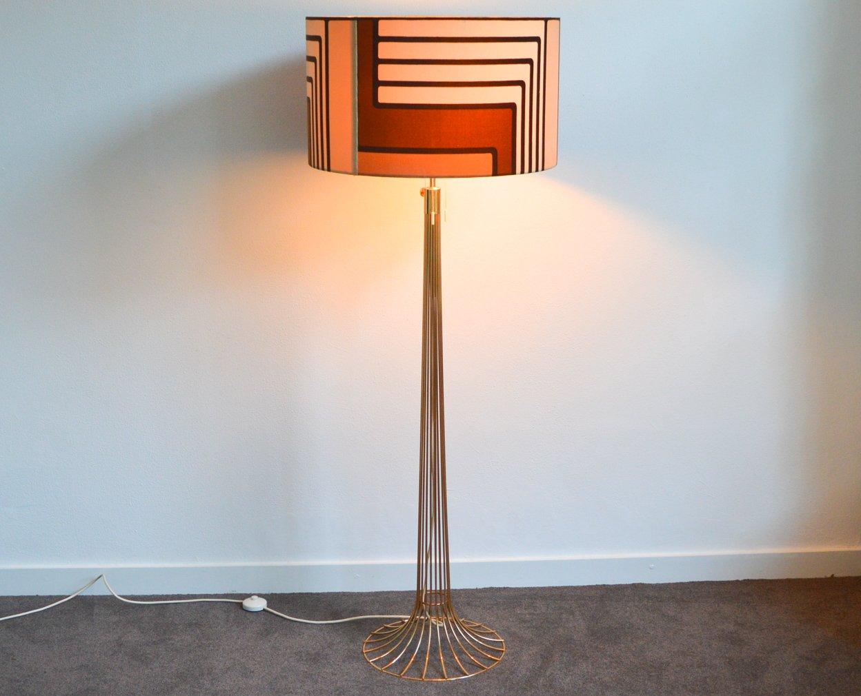 Vintage wire floor lamp by verner panton for fritz hansen 1960s for vintage wire floor lamp by verner panton for fritz hansen 1960s greentooth Images