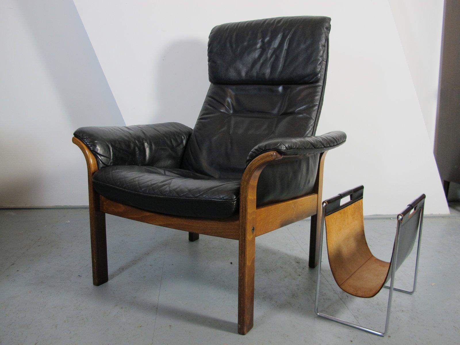 skandinavischer sessel von g mobel bei pamono kaufen. Black Bedroom Furniture Sets. Home Design Ideas