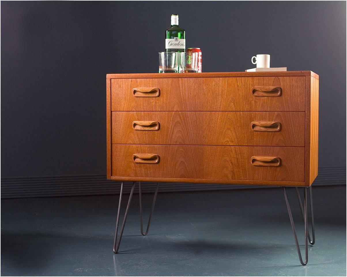 kleine britische vintage teak kommode von g plan bei pamono kaufen. Black Bedroom Furniture Sets. Home Design Ideas