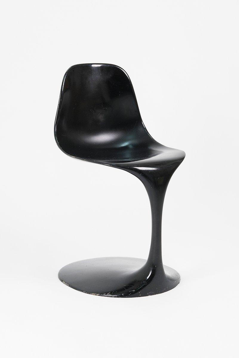 Handmade Fiberglass Chair By Rudi Bonzanini For Tecnosalotto, 1965 For Sale  At Pamono