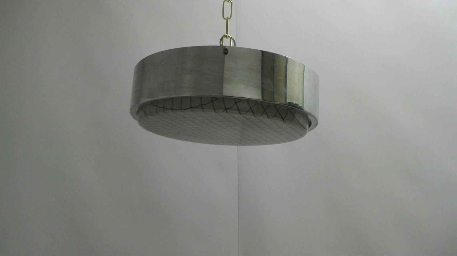 italienische deckenlampe 1980er bei pamono kaufen. Black Bedroom Furniture Sets. Home Design Ideas