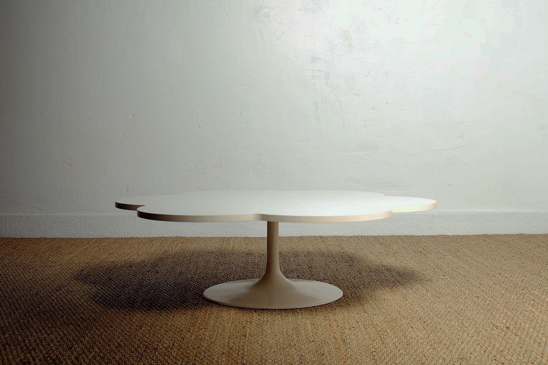table basse nuage par kho liang le pour artifort en vente sur pamono. Black Bedroom Furniture Sets. Home Design Ideas