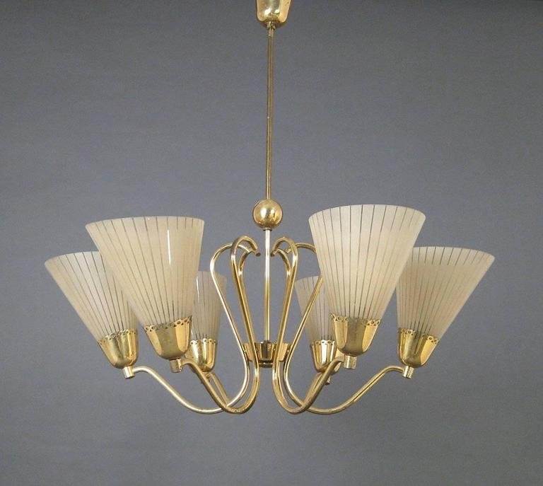 Etched glass chandelier chandelier designs german brass etched glass chandelier 1950s for at pamono mozeypictures Image collections