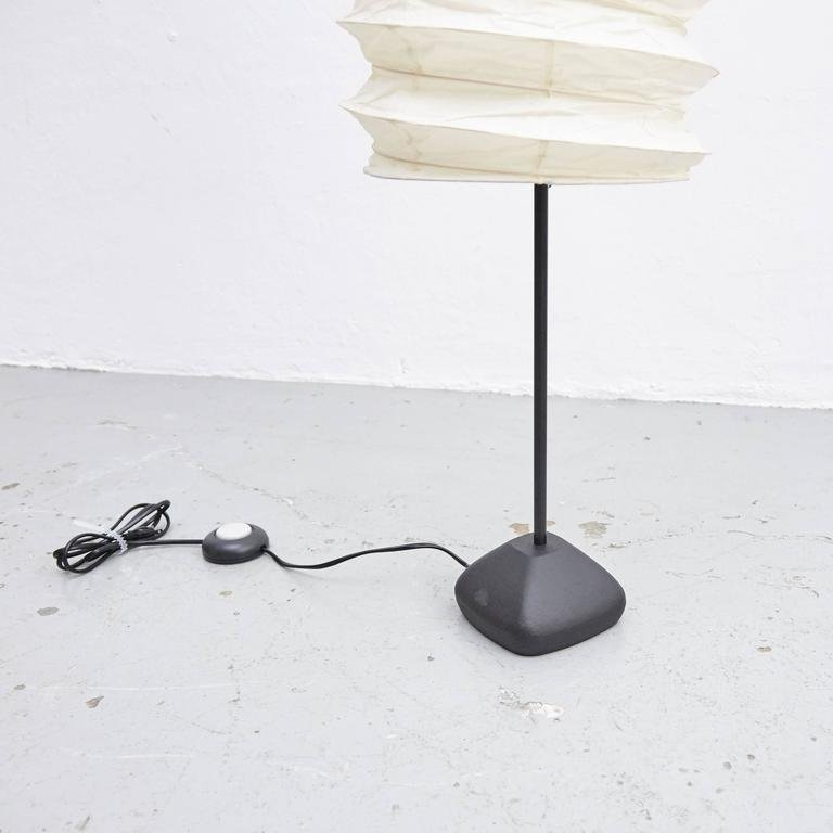 noguchi for studios larger isamu artsy dada floor lamp sale available artwork