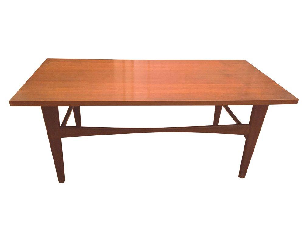 Mid Century Vintage Danish Teak Coffee Table, 1960s Amazing Ideas