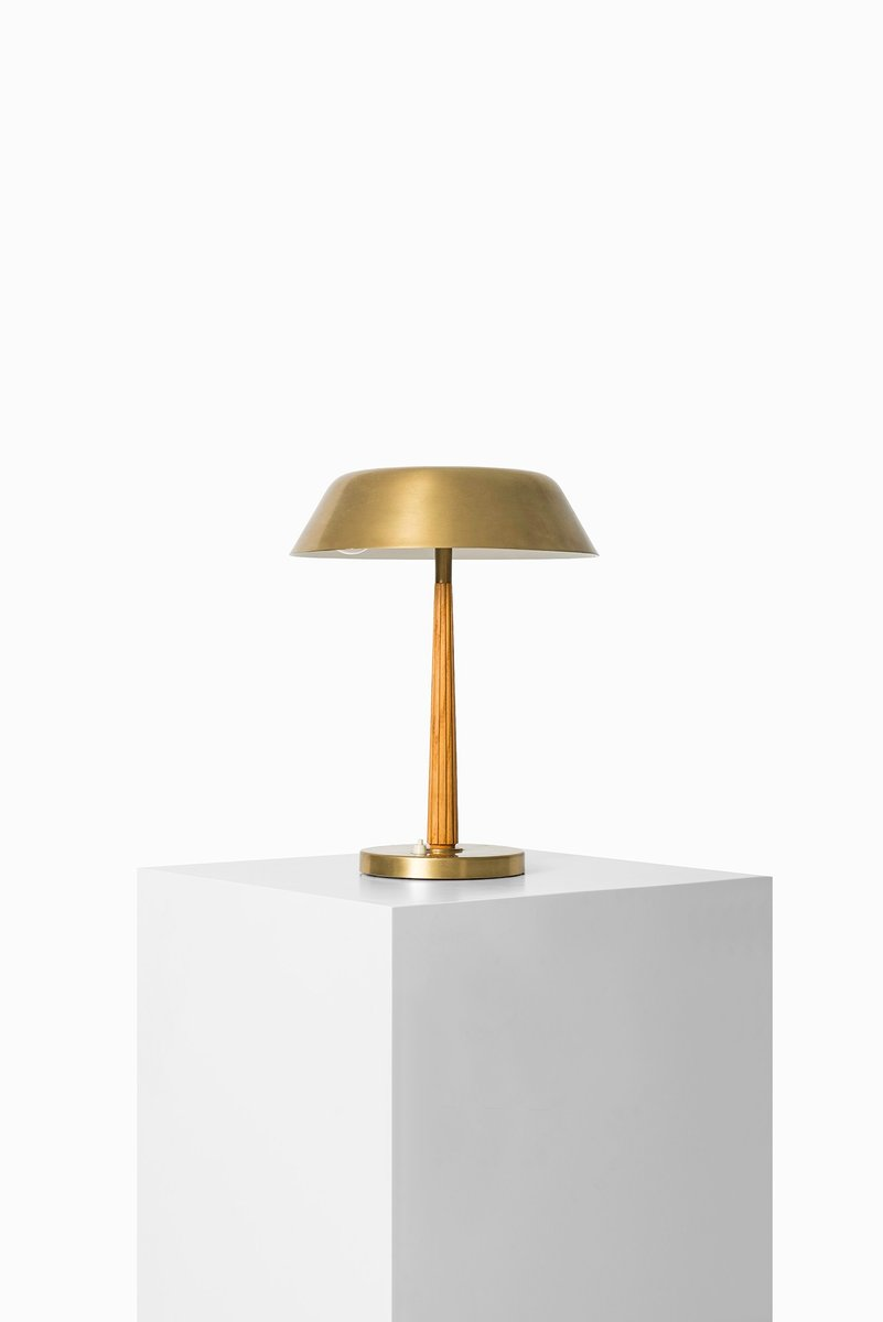 Swedish mid century table lamp 1950s for sale at pamono swedish mid century table lamp 1950s aloadofball Image collections