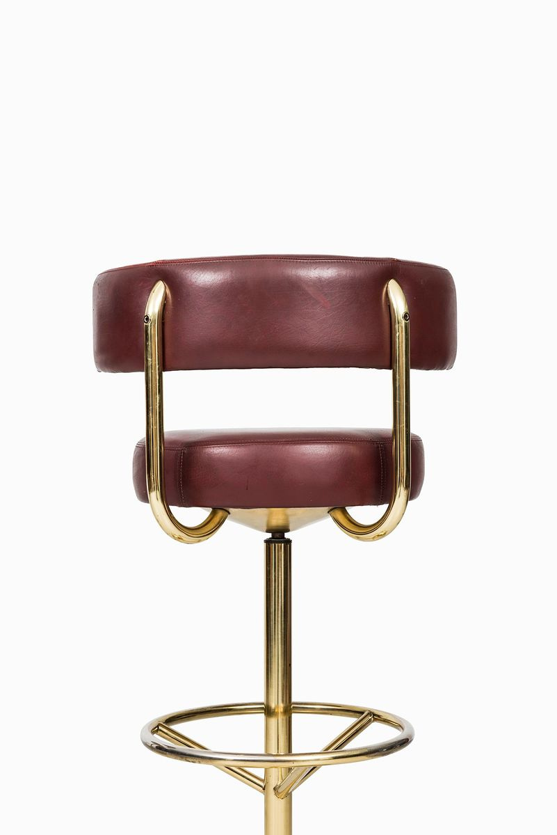 High Bar Stools From B 246 Rje Johansson 1960s Set Of 2 For