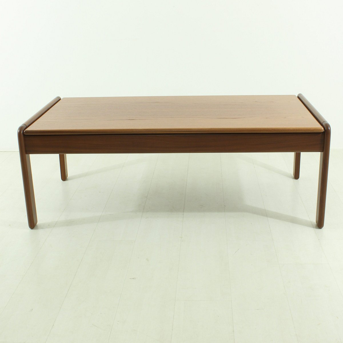 Scandinavian teak coffee table 1960s for sale at pamono for Coffee table 80 x 50