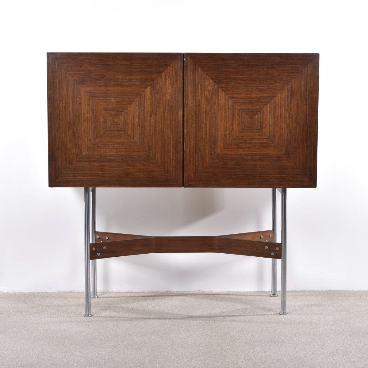 niederl ndischer vintage barschrank von rudolf bernd glatzel f r fristho bei pamono kaufen. Black Bedroom Furniture Sets. Home Design Ideas
