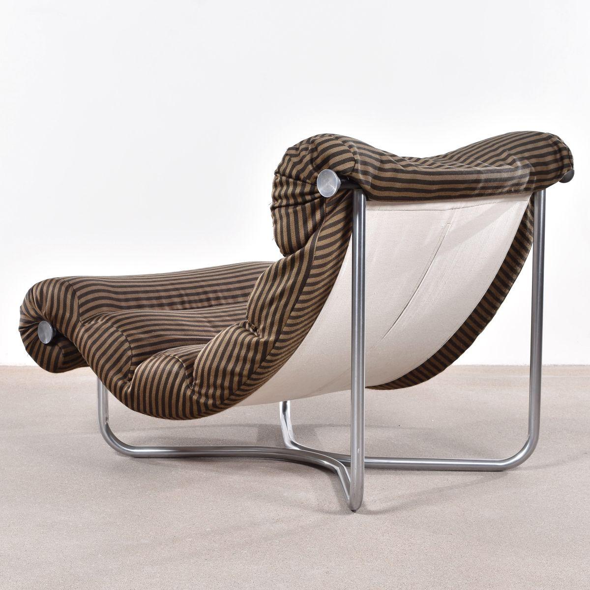 glasgow lounge liegestuhl von georges van rijck f r. Black Bedroom Furniture Sets. Home Design Ideas