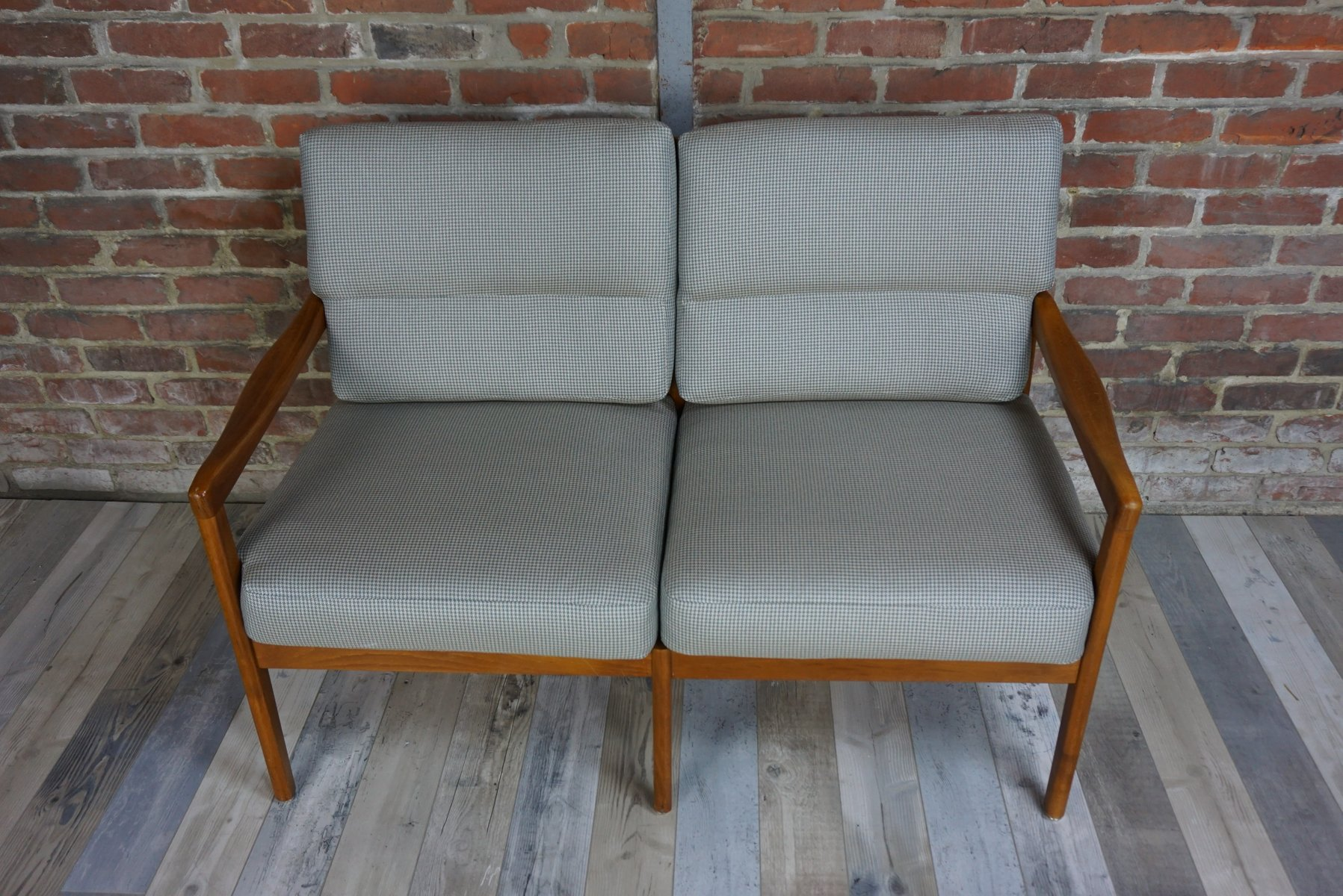 Vintage Two-Seater Sofa from Casala Möbel for sale at Pamono