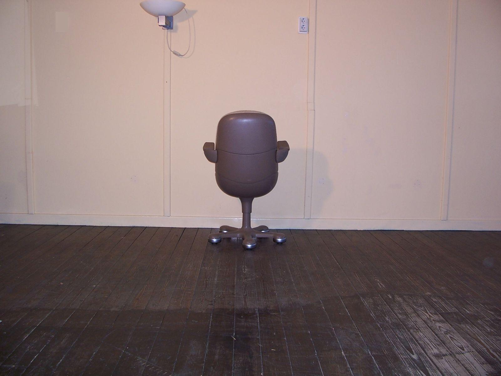 Sedie Da Ufficio Con Rotelle : Sedia da ufficio vintage con rotelle di mauser in vendita su pamono