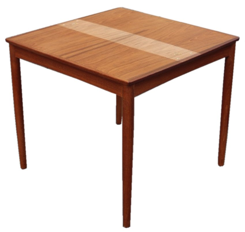 Ordinaire Danish Extendable Teak Dining Table By Poul Hundevad For Dogvad  Möbelfabrik, 1960s For Sale At Pamono