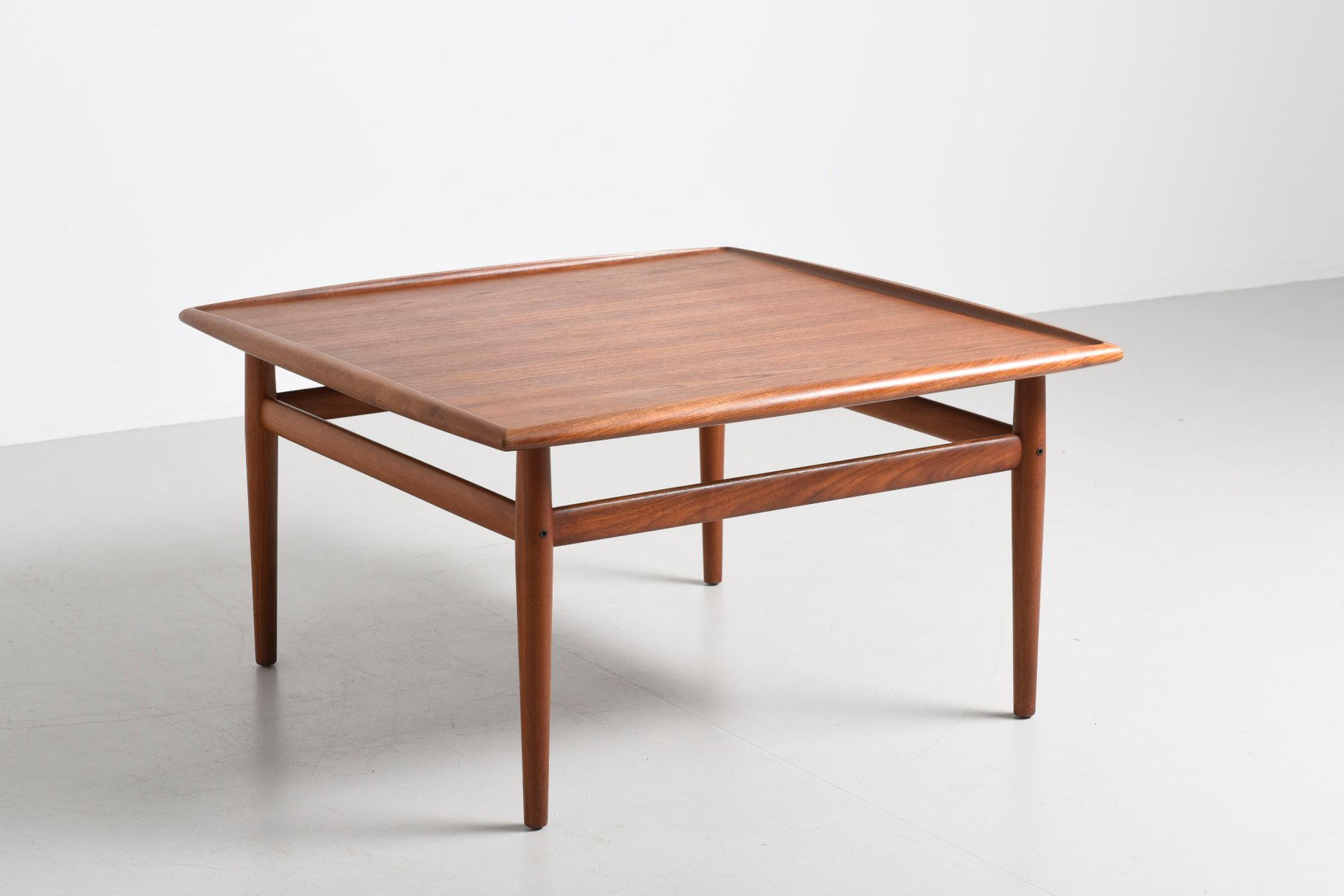 Vintage Coffee Table By Grete Jalk For France And Søn For Sale At Pamono