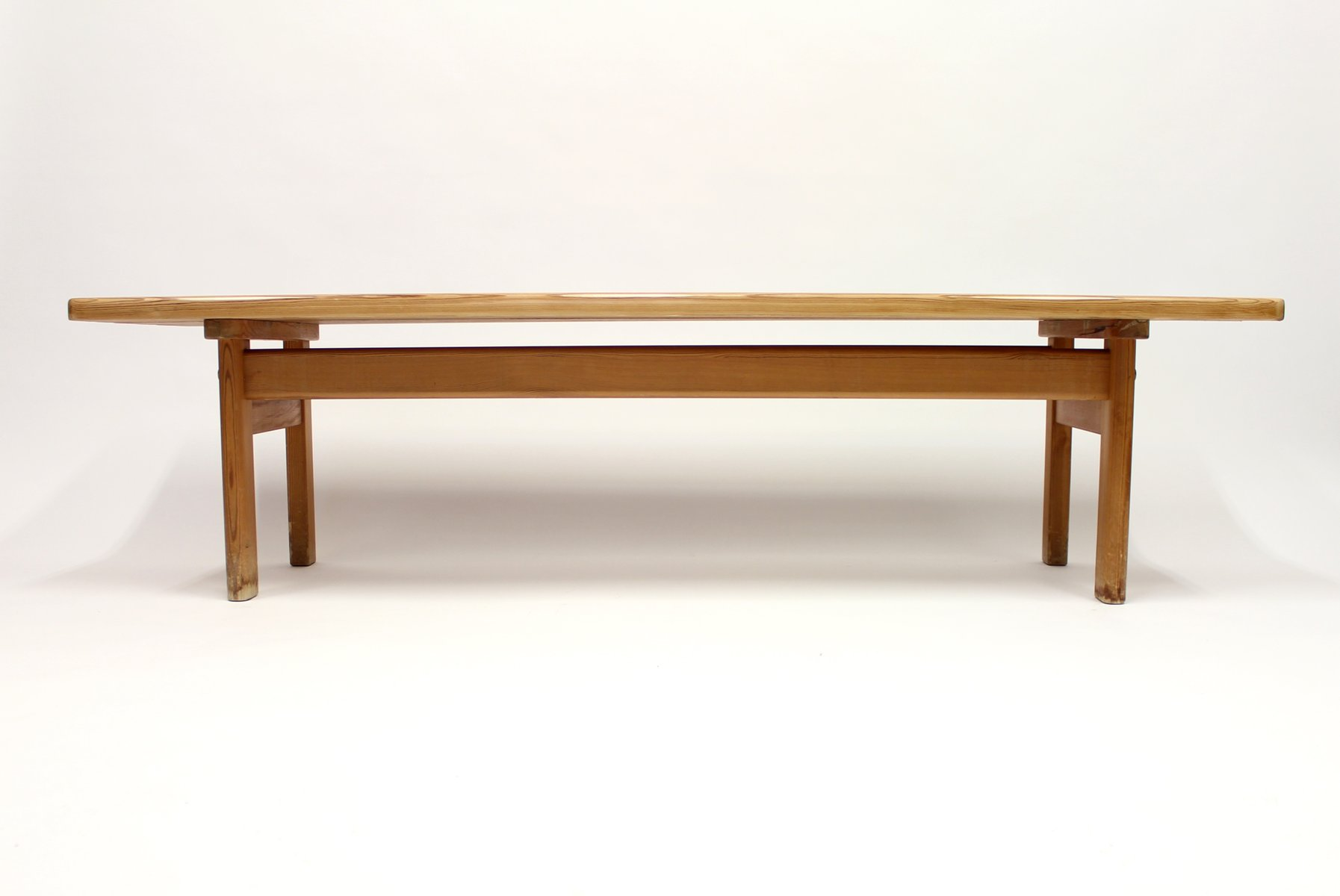 Asserbo Pine Bench By Børge Mogensen For Karl Andersson U0026 Söner, 1960s