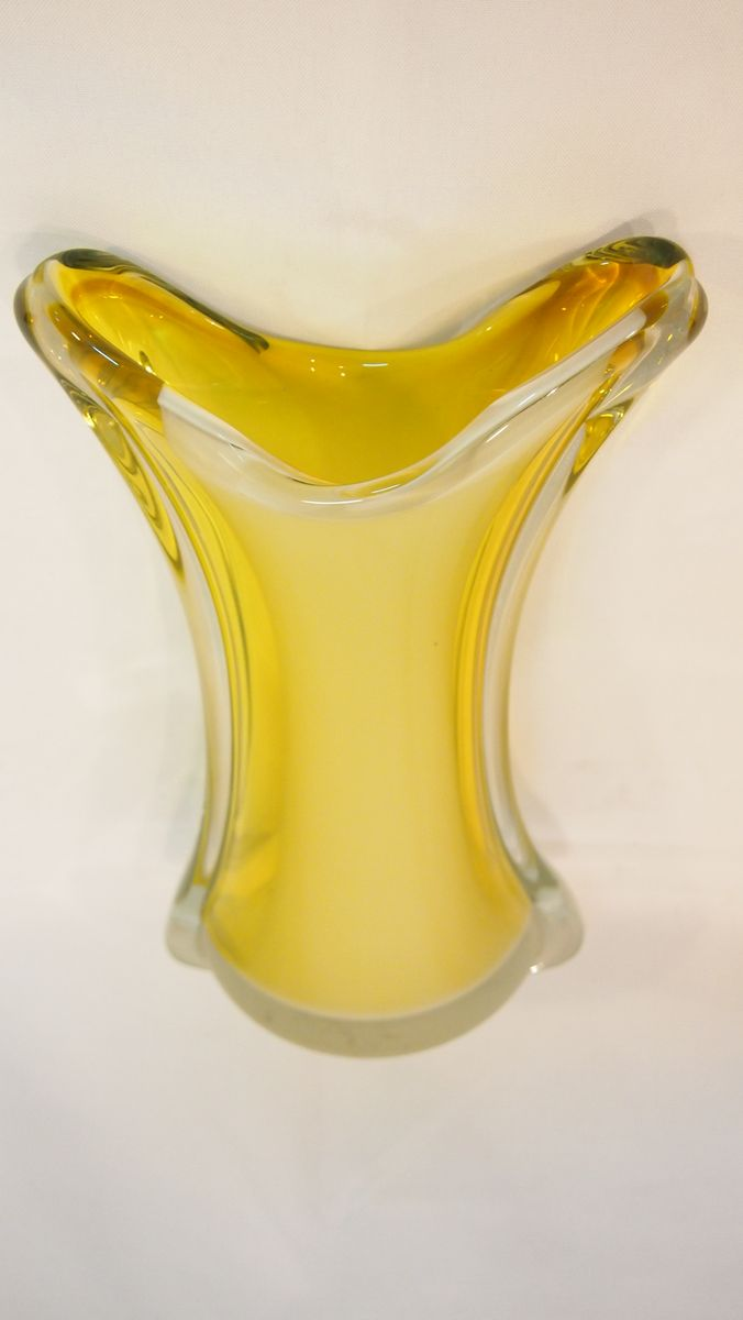 Mid century italian gold amber glass vase from venini 1967 for mid century italian gold amber glass vase from venini 1967 for sale at pamono reviewsmspy