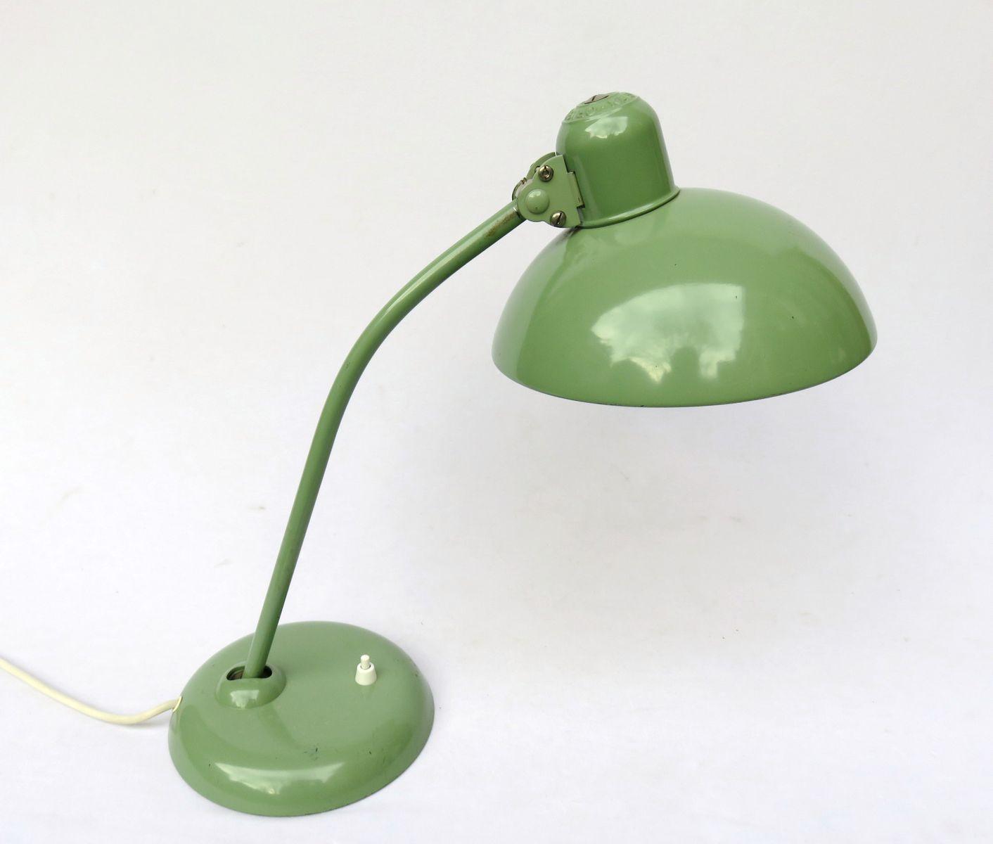 modell nr 6556 schreibtischlampe von christian dell f r kaiser idell 1930er bei pamono kaufen. Black Bedroom Furniture Sets. Home Design Ideas