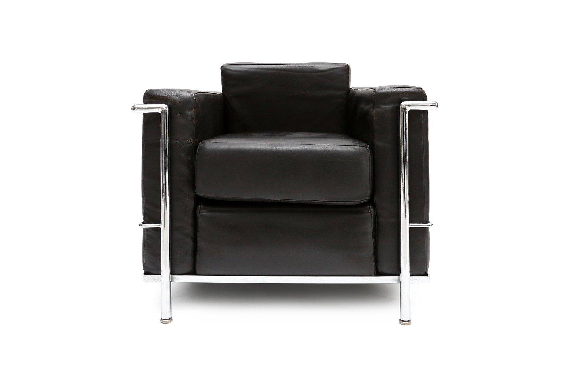 Sedia le corbusier sedia lc le corbusier nero with sedia - Sedia le corbusier prezzo ...