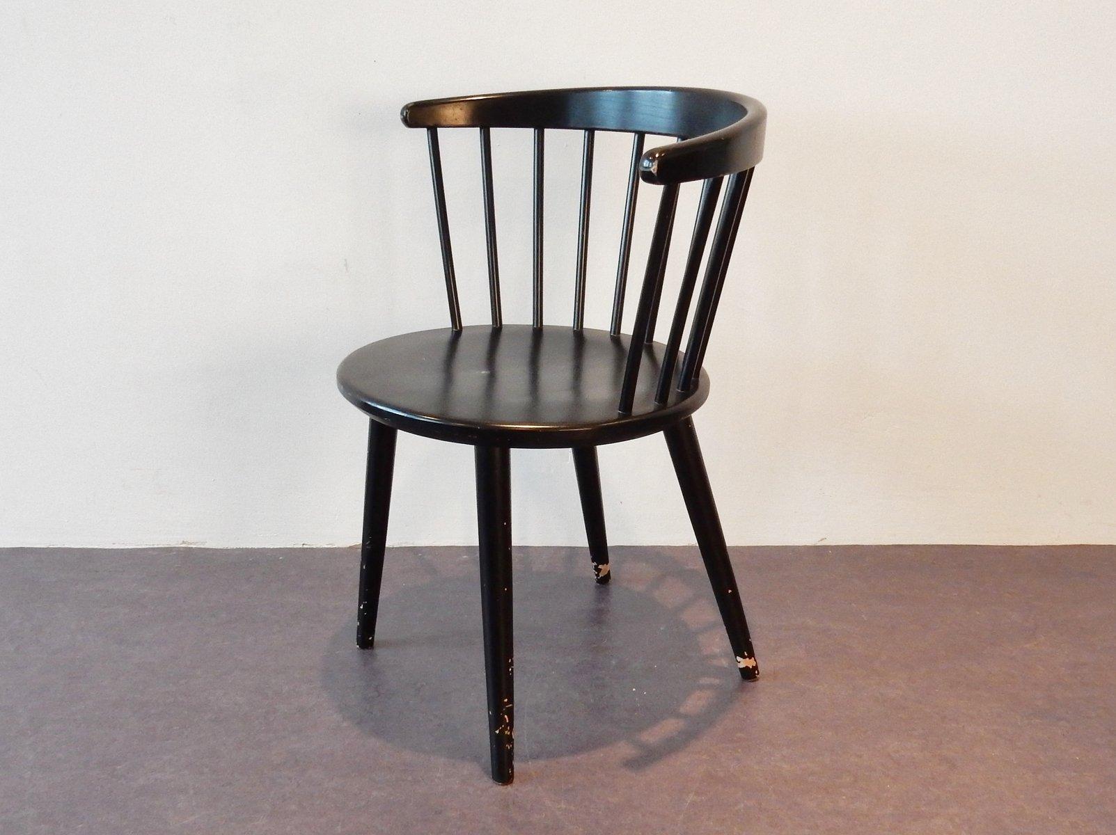 d nischer vintage stuhl von yngve ekstrom f r nesto. Black Bedroom Furniture Sets. Home Design Ideas