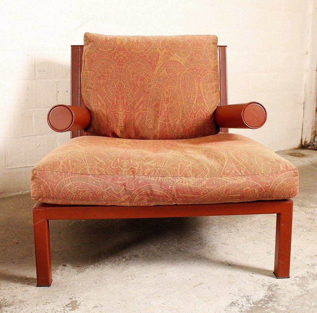 Vintage Baisity Sessel von Antonio Citterio für B&B Italia, 2er ...