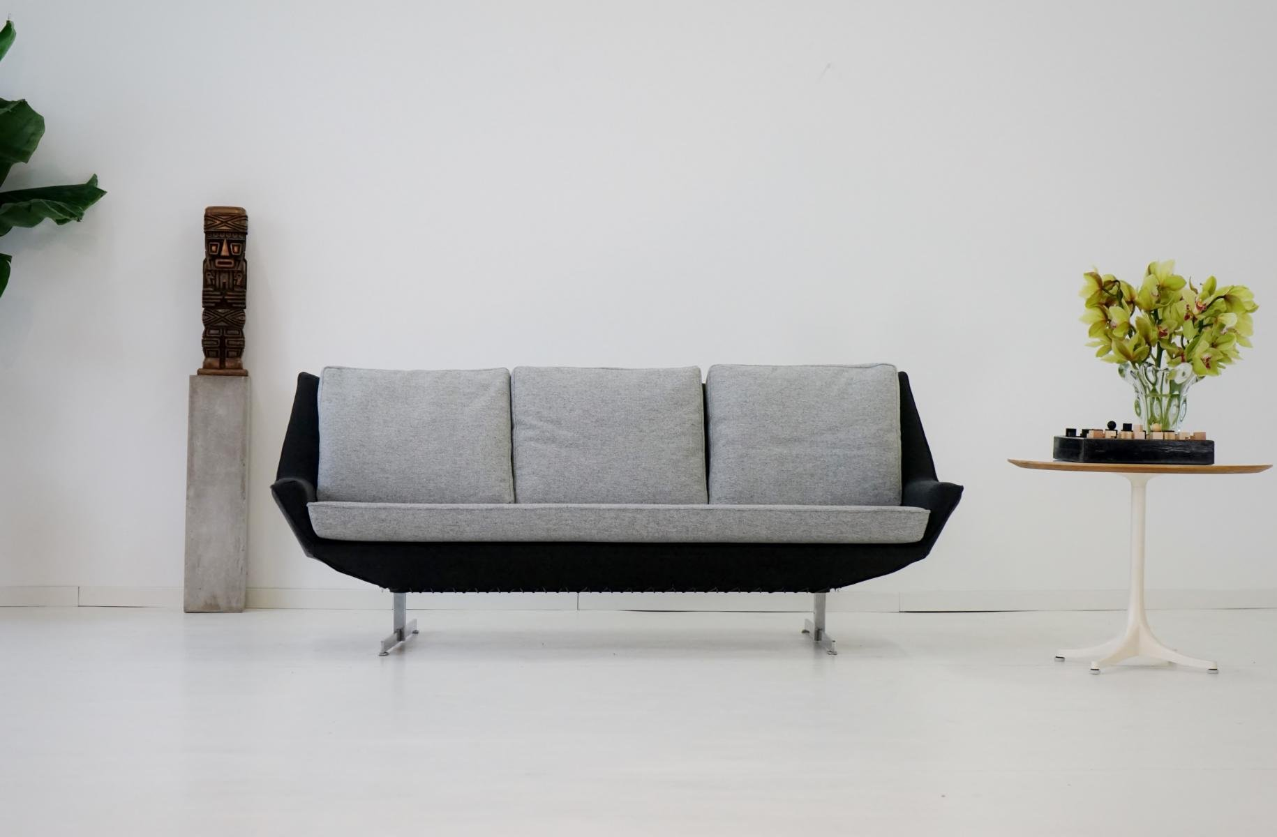 Mid-Century Canapé Sofa from Knoll for sale at Pamono