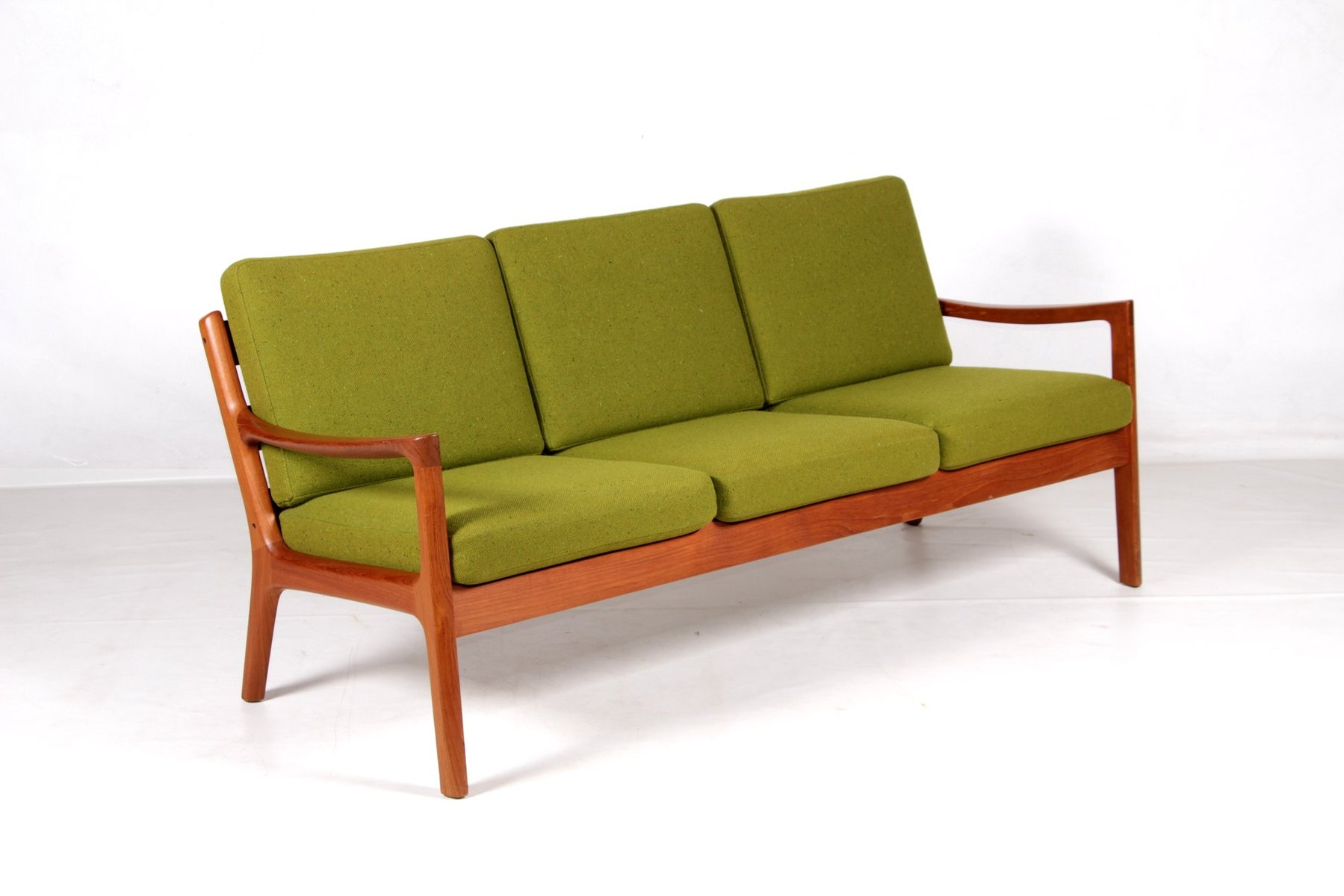 Teak Sofa By Ole Wanscher For France amp Sn 1960s Sale