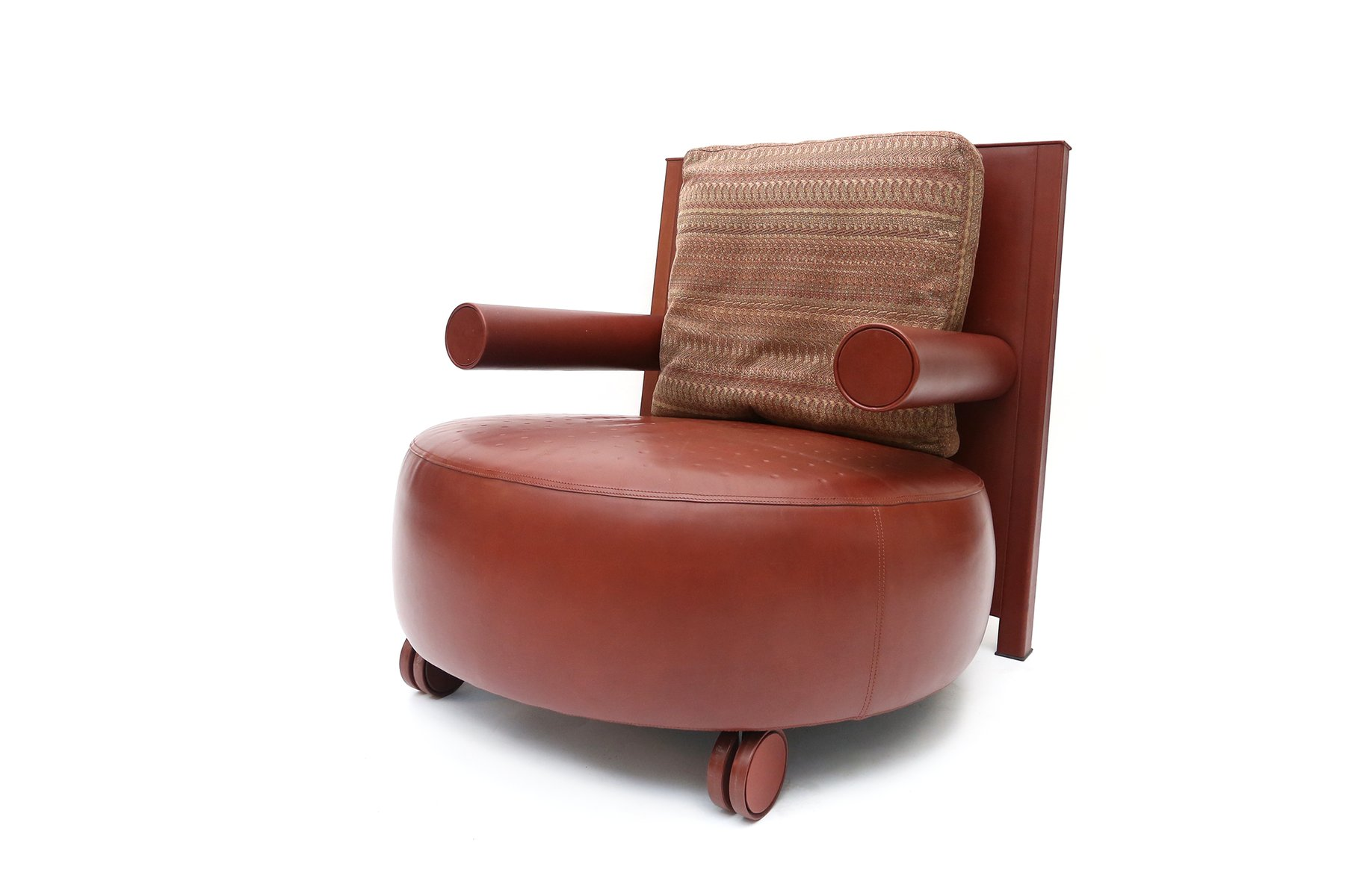 Exceptional Vintage Armchair By Antonio Citterio For Bu0026B Italia