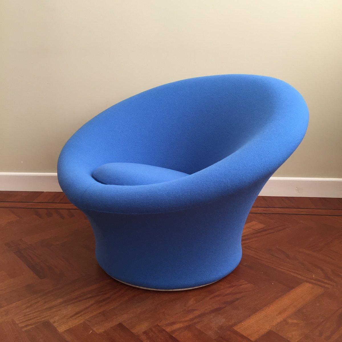 Vintage Mushroom Armchair By Pierre Paulin For Artifort