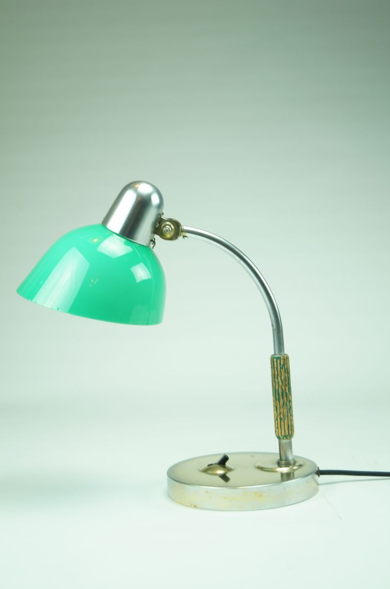 Model L 99mc Table Lamp from Siemens, 1930s for sale at Pamono