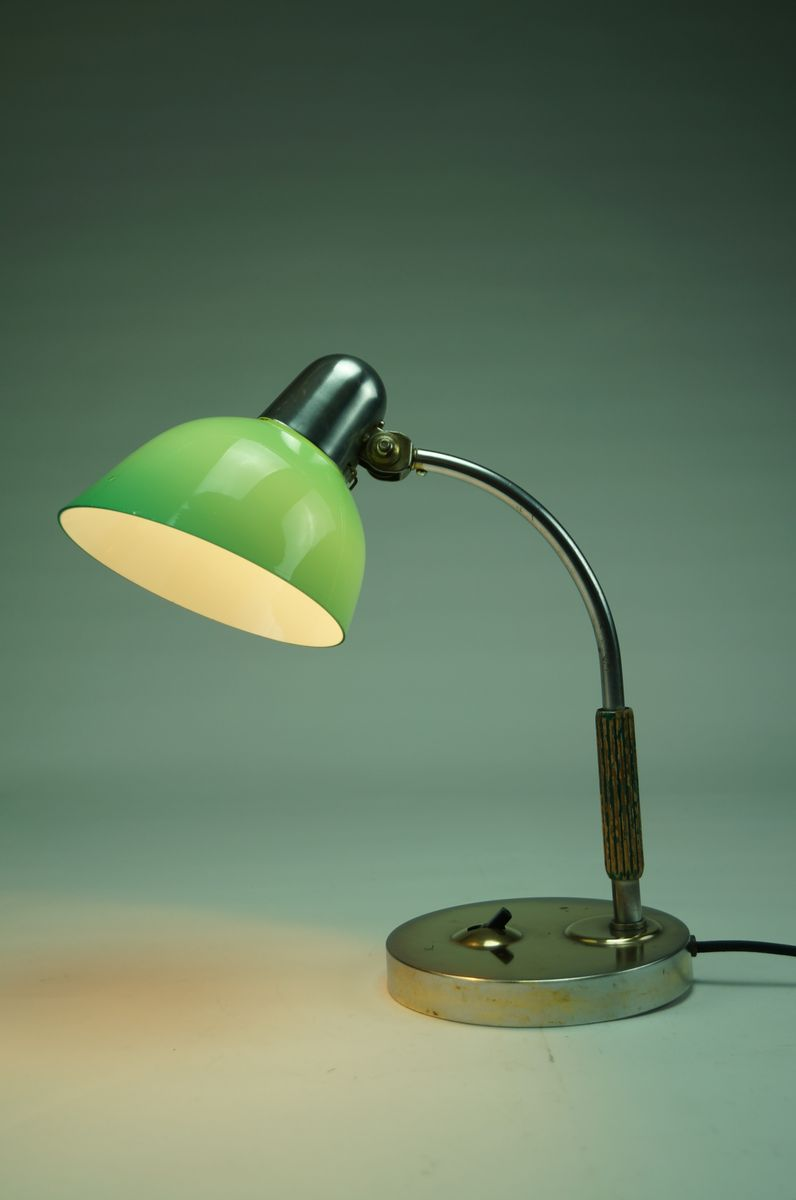 Model L 99mc Table Lamp From Siemens 1930s For Sale At Pamono