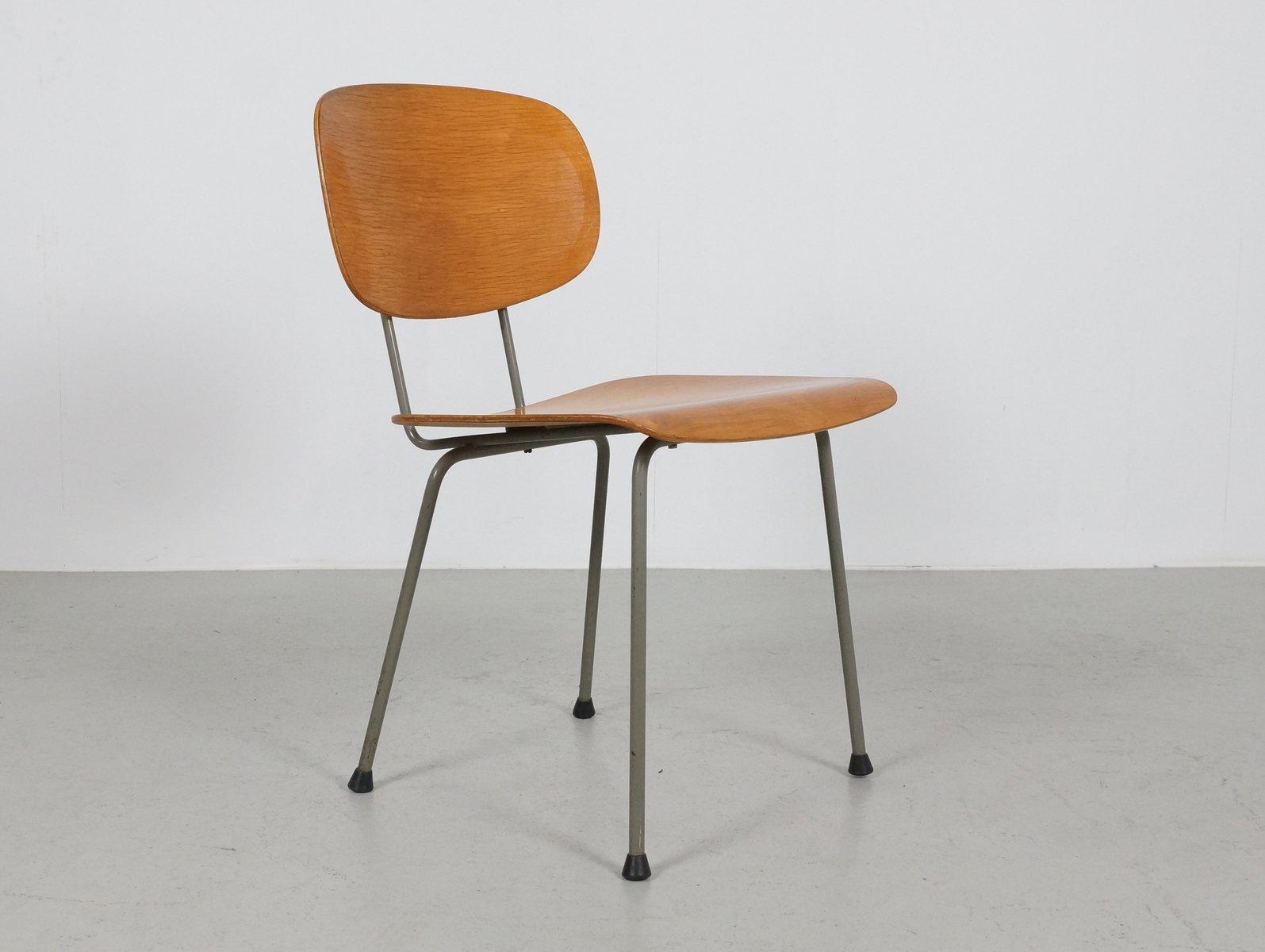 modell 116 stuhl von wim rietveld f r gispen 1952 bei. Black Bedroom Furniture Sets. Home Design Ideas