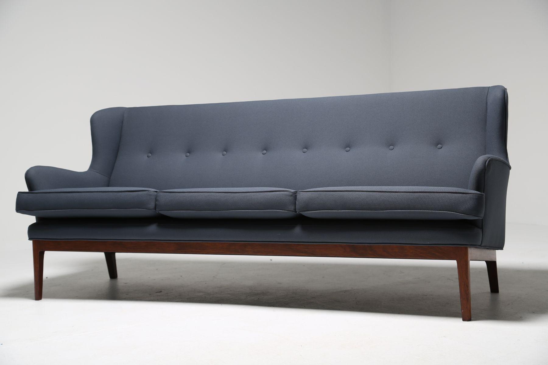 mid century sofa von arne norell 1960er bei pamono kaufen. Black Bedroom Furniture Sets. Home Design Ideas