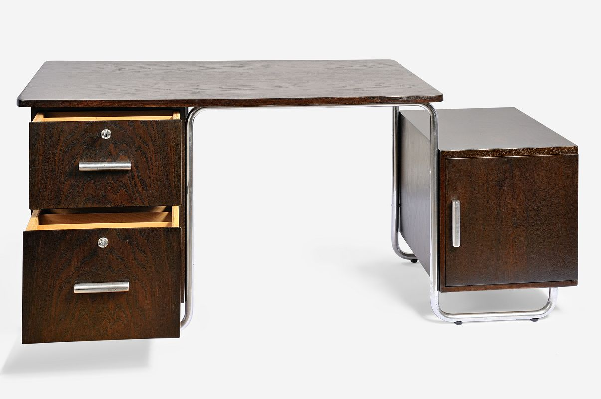 Writing Desk By Bruno Weil For Thonet 1935