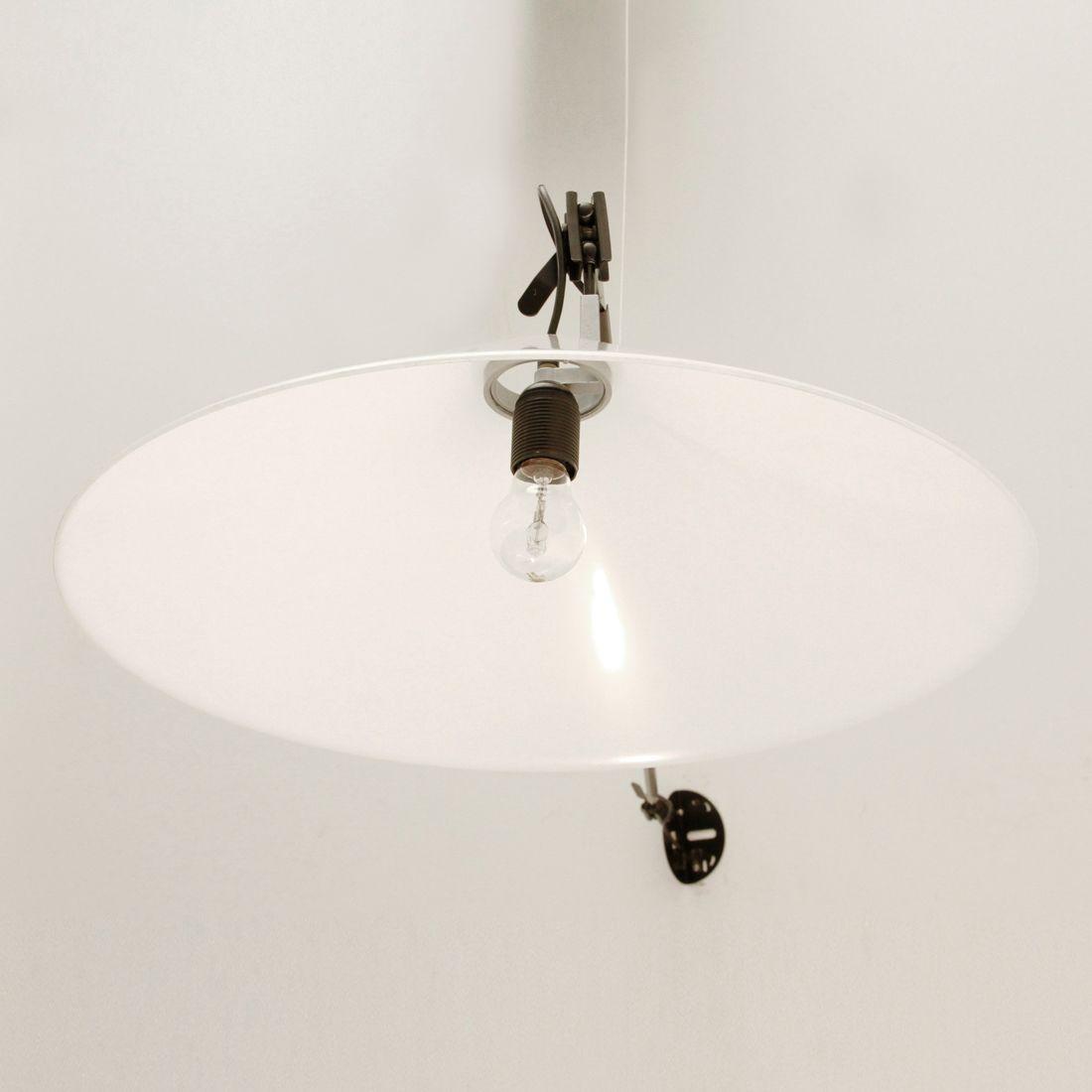 vintage aggregato wandlampe von enzo mari f r artemide bei. Black Bedroom Furniture Sets. Home Design Ideas