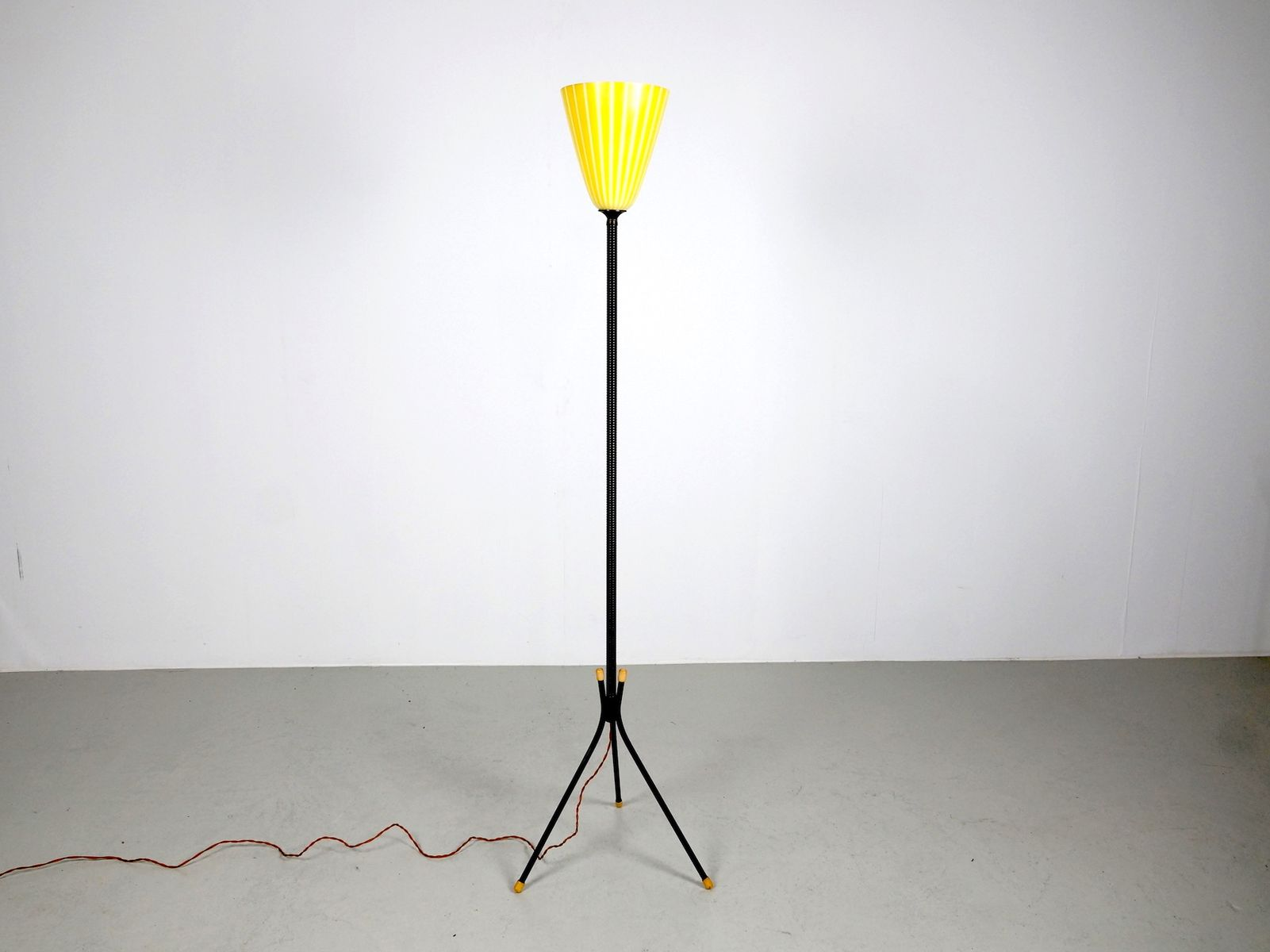 design lamps yellow ideas murano lamp blown table n modernism glass