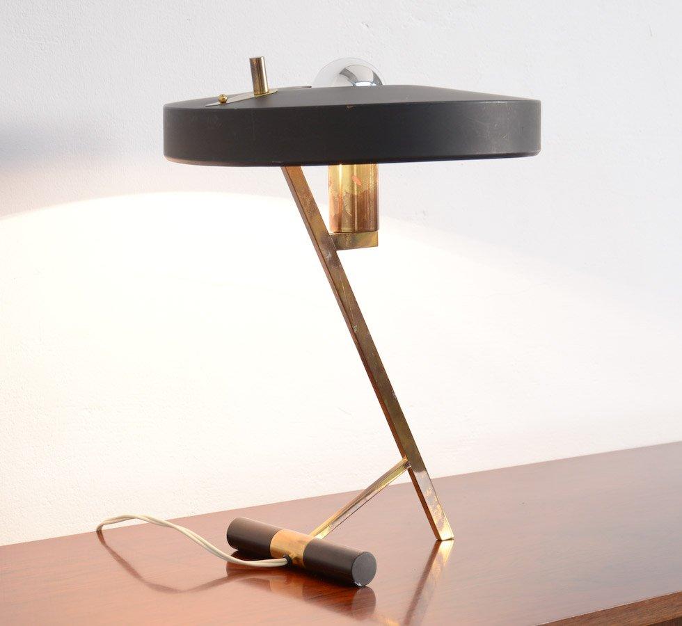 lampe de bureau vintage par l kalff pour philips en vente. Black Bedroom Furniture Sets. Home Design Ideas