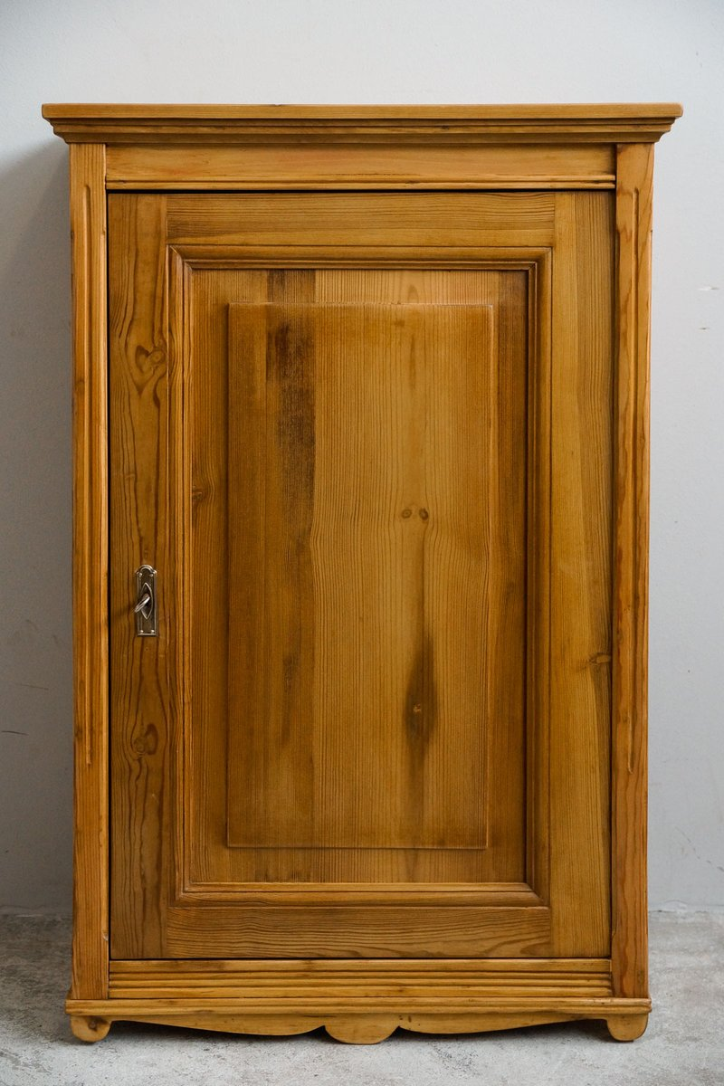 Large Hanging Cupboard, 1900s - Large Hanging Cupboard, 1900s For Sale At Pamono