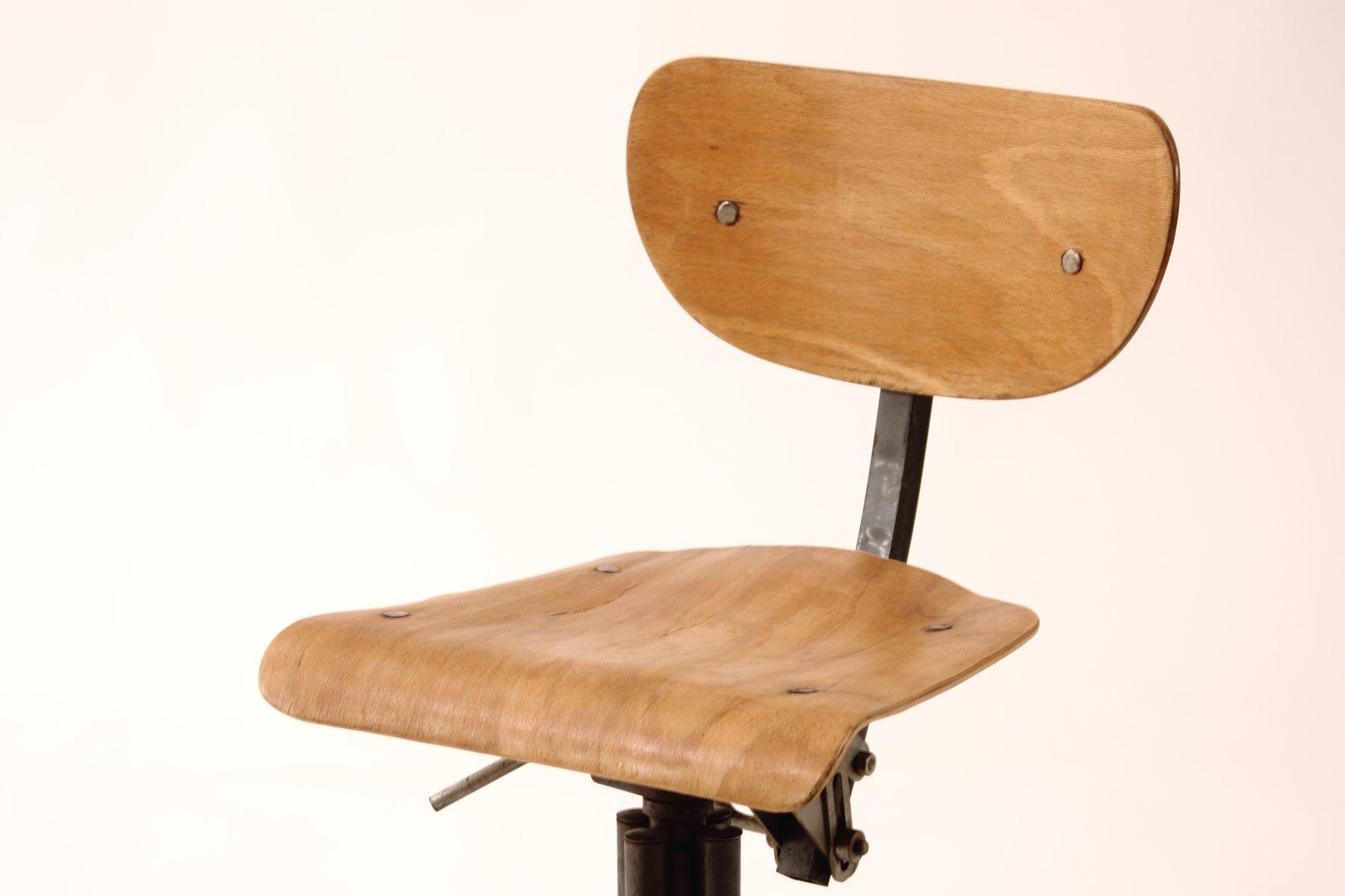 chaise d 39 architectes vintage france en vente sur pamono. Black Bedroom Furniture Sets. Home Design Ideas