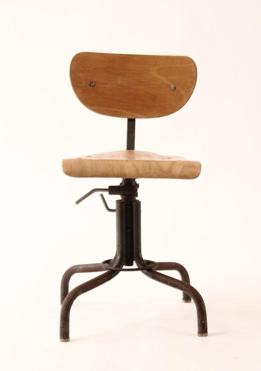 franz sischer architekten vintage stuhl bei pamono kaufen. Black Bedroom Furniture Sets. Home Design Ideas