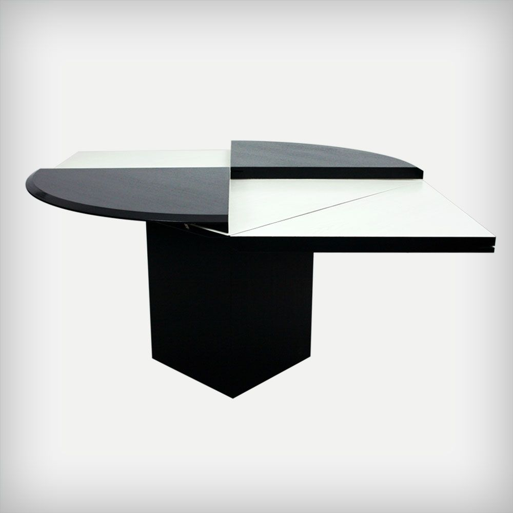 German Quadrondo Dining Table by Erwin Nagel for Rosenthal ...