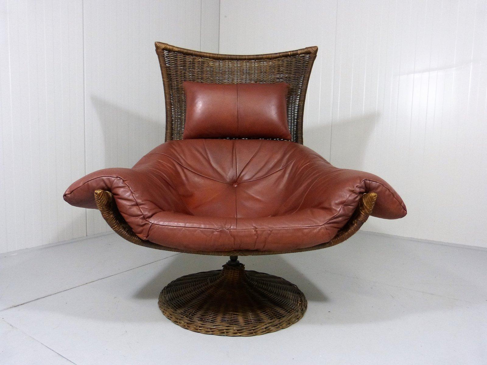 Fauteuil Pivotant Par Gerard Van Den Berg Pour Montis En Vente Sur - Formation decorateur interieur avec fauteuils pivotants design