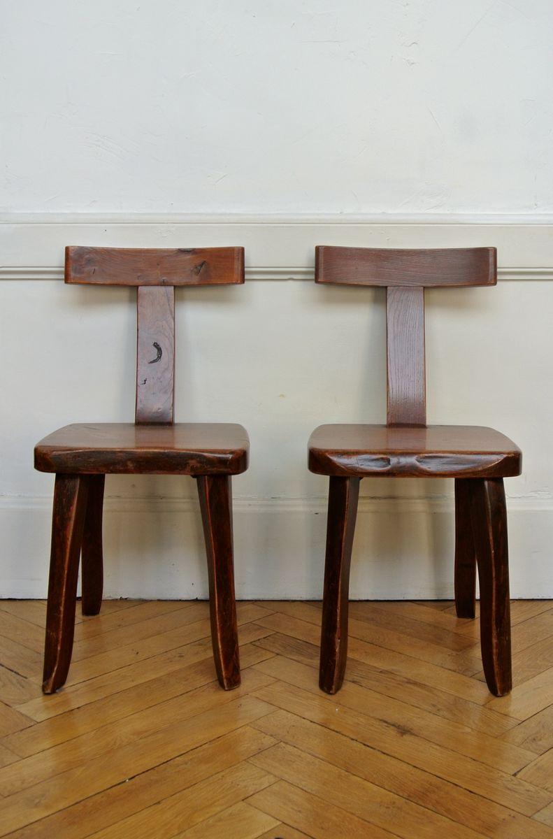 Vintage Stühle vintage stühle olavi hanninen für mikko nupponen 2er set bei